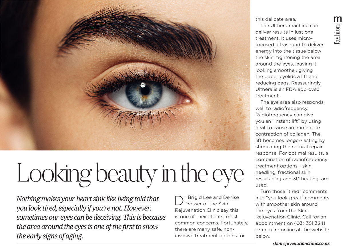Metropol: Looking beauty in the eye