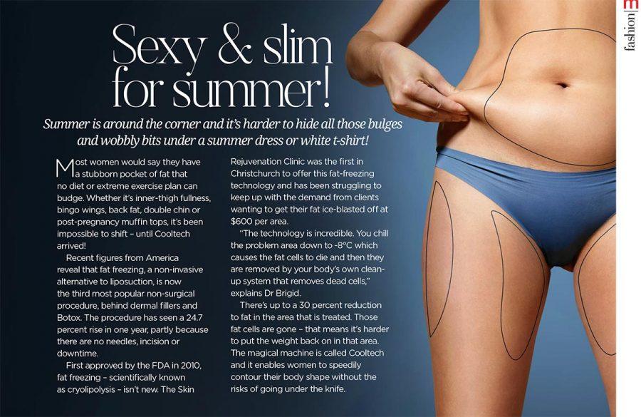 Metropol: Sexy & slim for summer!