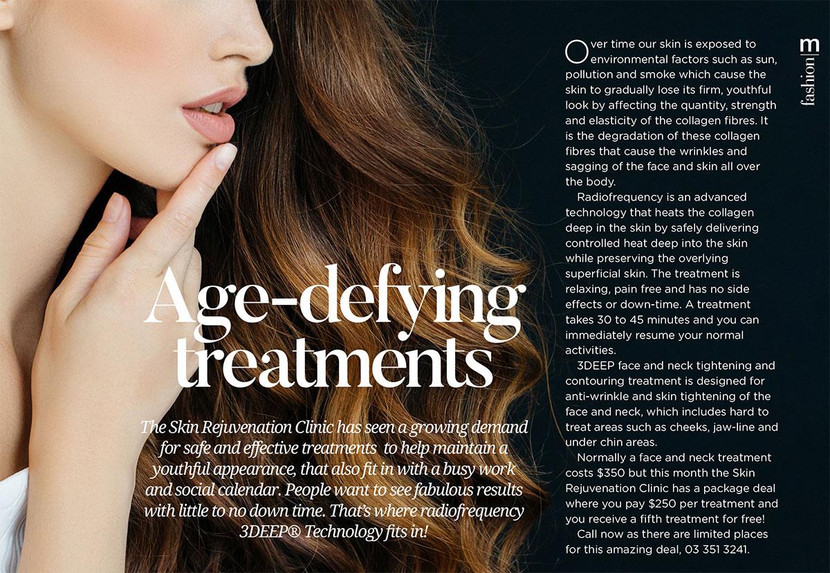 Metropol: Age-defying treatments