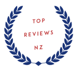 Featured in Top Reviews NZ